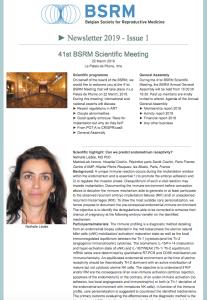 BSRMNewsletter2019-Issue1